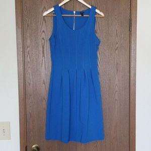 J. Crew Blue Party Dress size 6